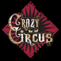 crazy logo